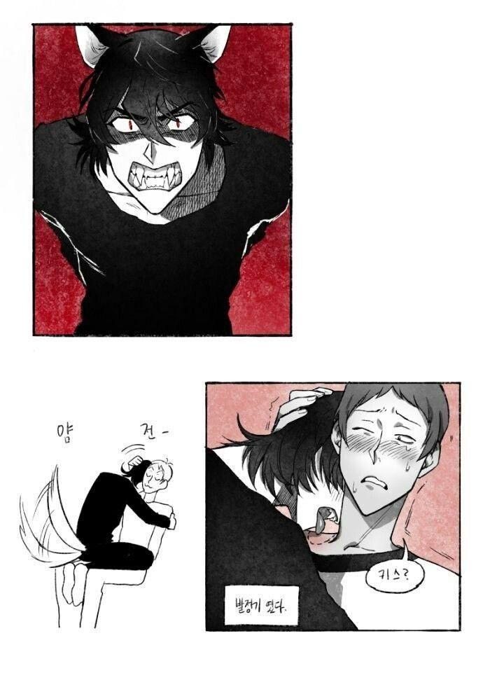 Yaoi comics! - Klance_part 11