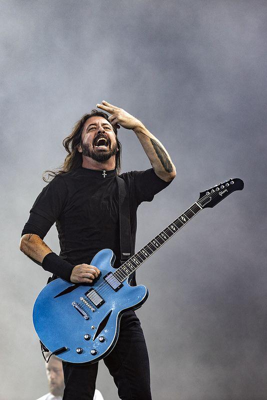Foo Fighters (Pinkpop 2018)
