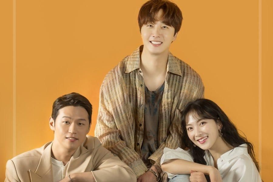 "Jung Il Woo, Lee Hak Joo, And Kang Ji Young Lean On Each Other For Support In ""Sweet Munchies"""