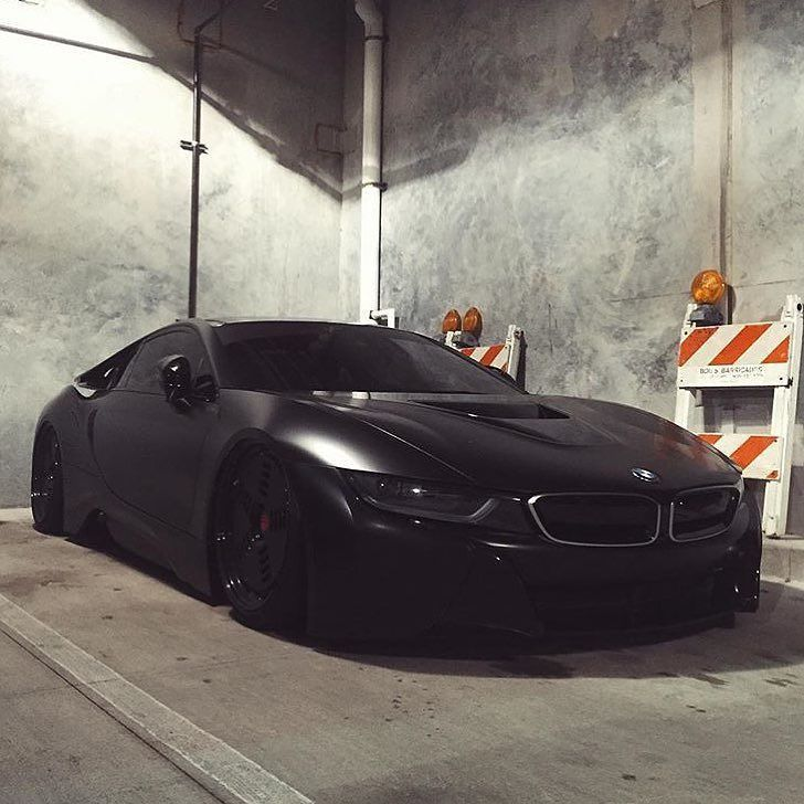 Awesome BMW 2017: The Luxury Lifestyle Magazine On Instagram: U201cMatte Black  BMW I8