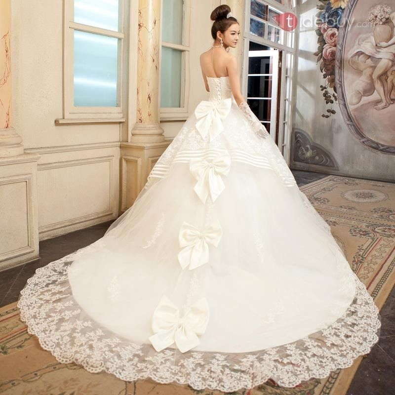 antonela estupendo vestido de novia tipo ball gown estilo sin con