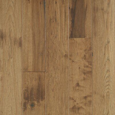 Mohawk Flooring Homestead Dreams Hickory 3 8 Thick X 7 Wide X