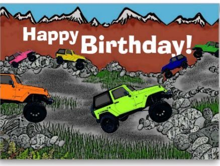 Jeep Birthday Happy Birthday Images Birthday Wishes For Him Birthday Wishes
