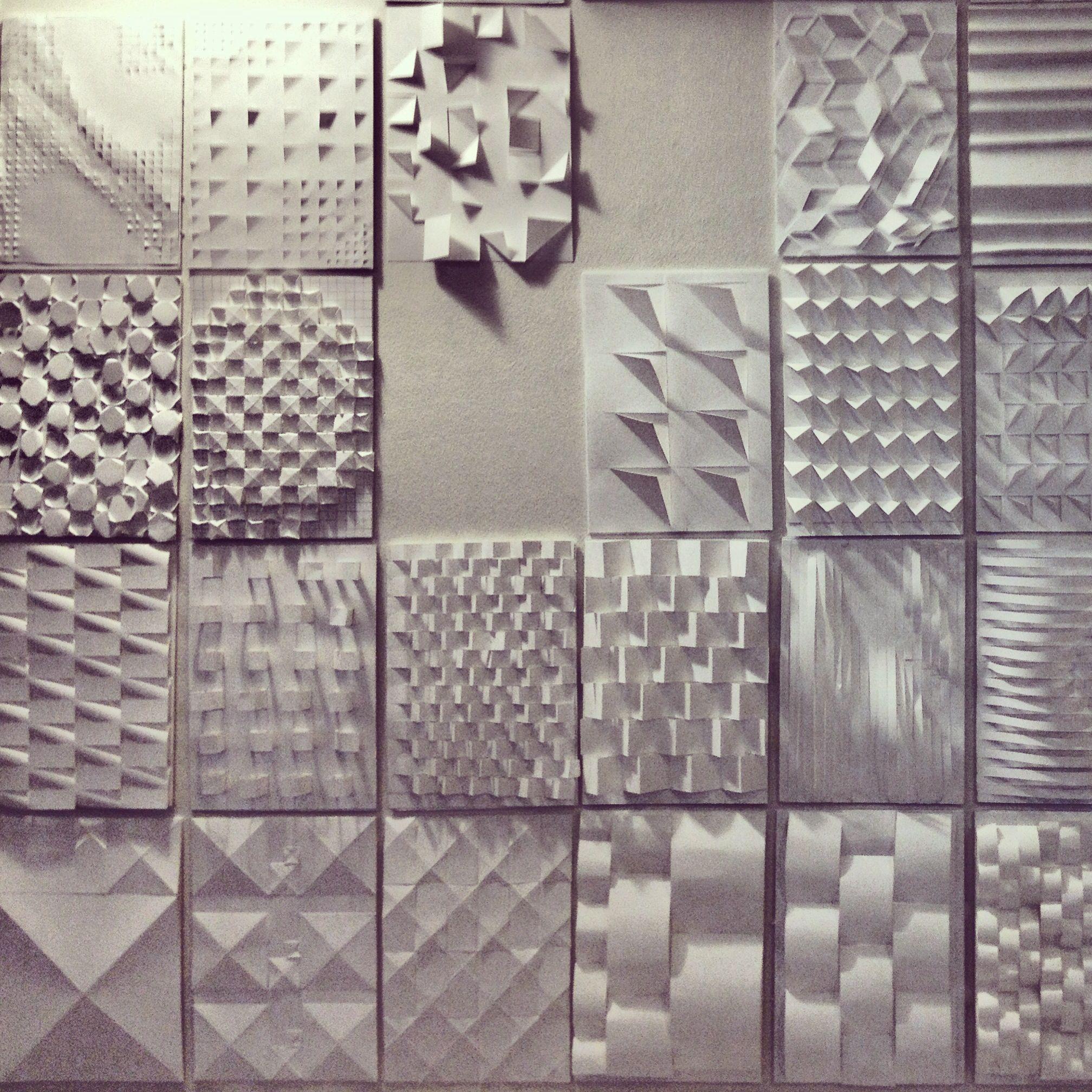 Papierkunst door studenten AHK | Origami | Papierkunst ... - photo#10