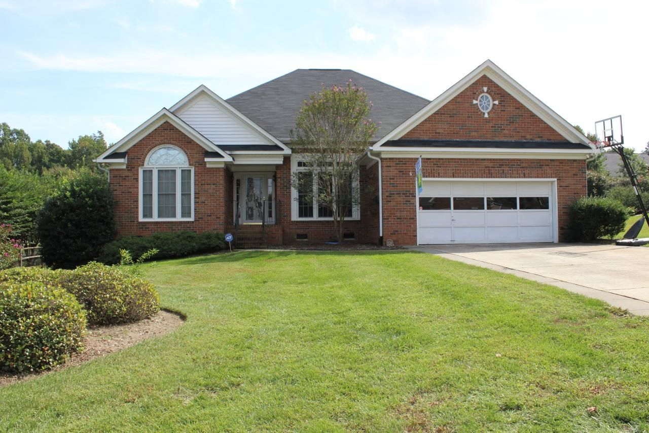 Brick Ranch in Mooresville Reduced! Brick ranch, Brick
