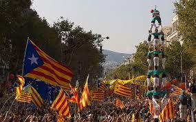 Resultado de imagen de castellers catalunya