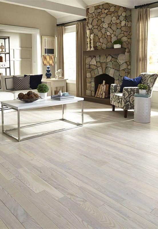 6 36 Light Wood Vinyl Tile Flooring For Commercial Ash
