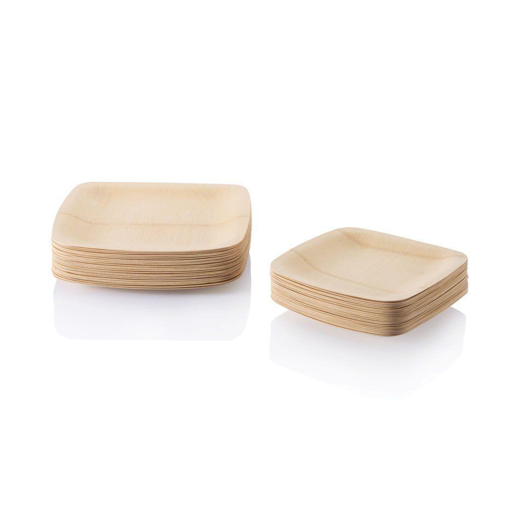 All Occasion Veneerware® Square Bamboo Plates (package of 100)  sc 1 st  Pinterest & All Occasion Veneerware® Square Bamboo Plates (package of 100 ...