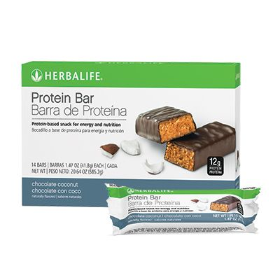 Protein Bar Get Your Protein To Go Protein Bar Is An Ideal Protein Snack To Give You A Boost On The Go This De Herbalife Protein Bars Herbalife Protein Bars