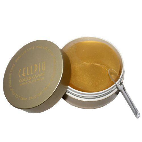 60sheets 30pairs Cellpio Gold  Caviar Hydrogel  Essence EYE Patch Mask PAD * Check this awesome product by going to the link at the image. (Note:Amazon affiliate link)