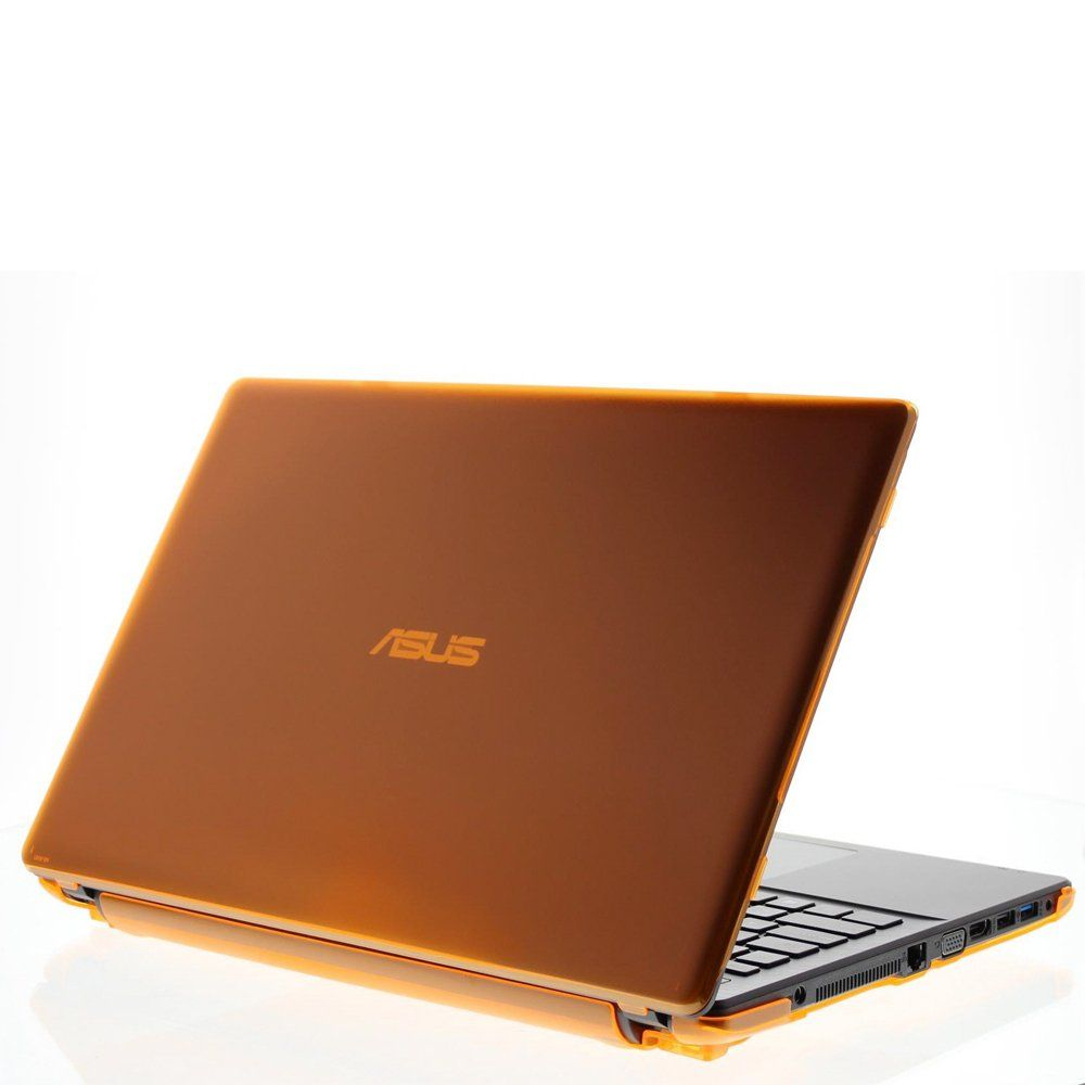 Ipearl Mcover Hard Shell Case For 15 6 Quot Asus X551mav Series Laptop Orange Laptop Asus Case