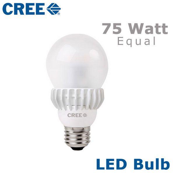 Cree Led Bulb 13 5 Watt 75 Watt Equal Standard A19