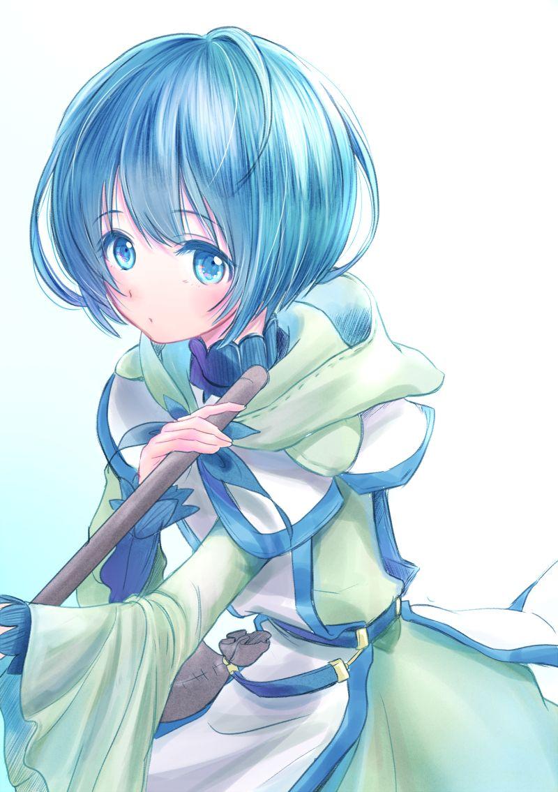 Lelei La Lelena Gate Jieitai Kanochi Nite Kaku Tatakeri Militar Fantasía Aventura Acción Anime Anime Art Anime Images