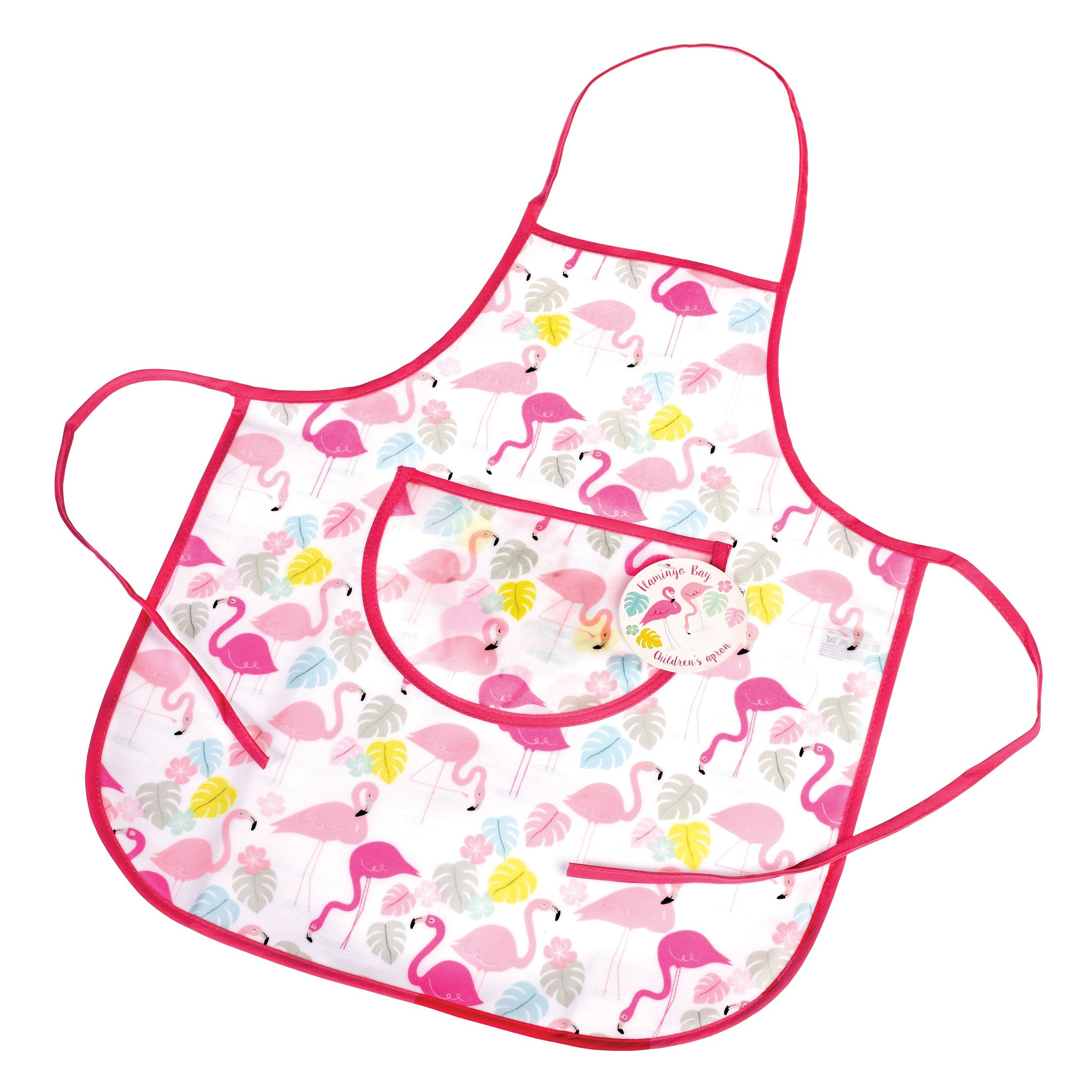 75f1aee82a5 Flamingo Bay Children's Apron | Wholesale & Trade | Rex London ...