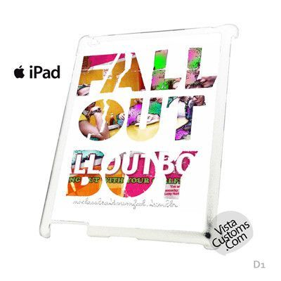 Fall Out Boy Phone Case For Apple, iphone 4, 4S, 5, 5S, 5C, 6, 6 +, iPod, 4 / 5, iPad 3 / 4 / 5, Samsung, Galaxy, S3, S4, S5, S6, Note, HTC, HTC One, HTC One X, BlackBerry, Z10