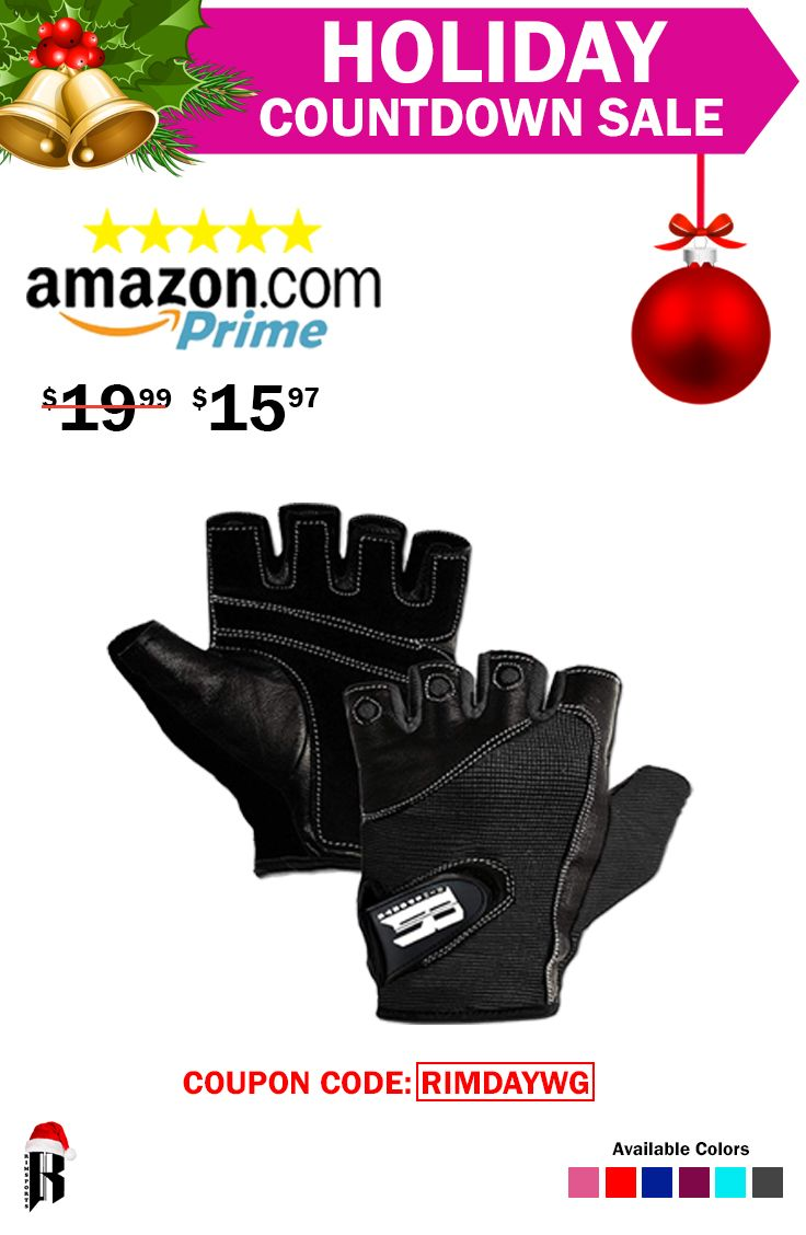 Premium Weights Lifting Gloves Best Lifting Gloves Rowing Gloves Biking Gloves RIMSports Weight Lifting Gloves with Wrist Wrap Grip Gloves Training Gloves