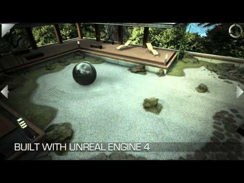 Epic Games releases Unreal Engine 4-based Epic Zen Garden demo for