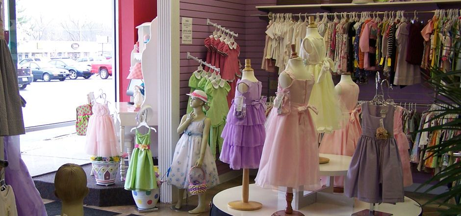 We Carry A Wide Selection Of High End Baby Children S Boutique