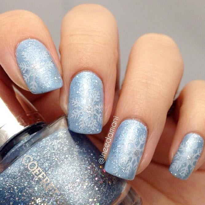 30 Lovely Holiday Nails Designs To Get You In The Spirit Holidays