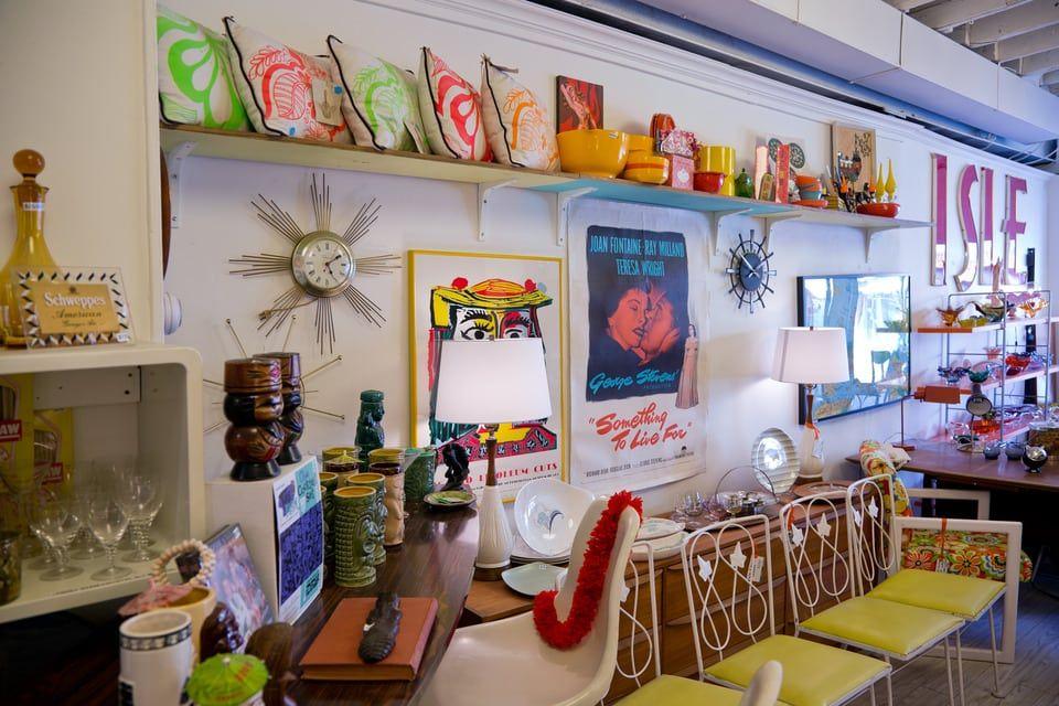 Vintage Furniture Stores in Toronto Ethel Vintage furniture
