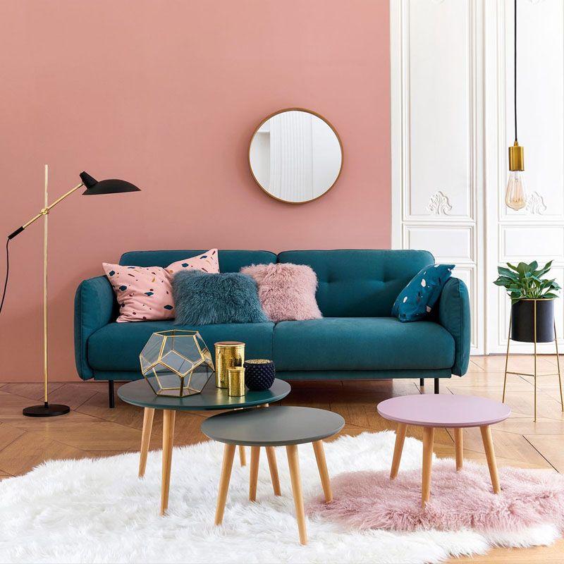 la redoute int rieurs automne hiver 2017 2018 une d co inspirante en 2018 living room. Black Bedroom Furniture Sets. Home Design Ideas