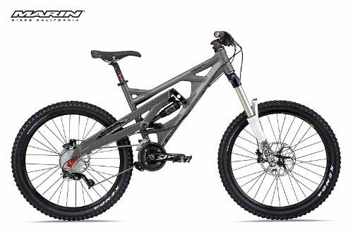 2009 Marin Quake 7.9 26 Small DH Downhill Bike Shimano Saint ...