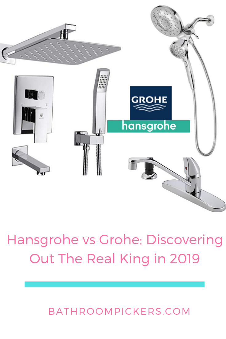 hansgrohe vs grohe discovering out the