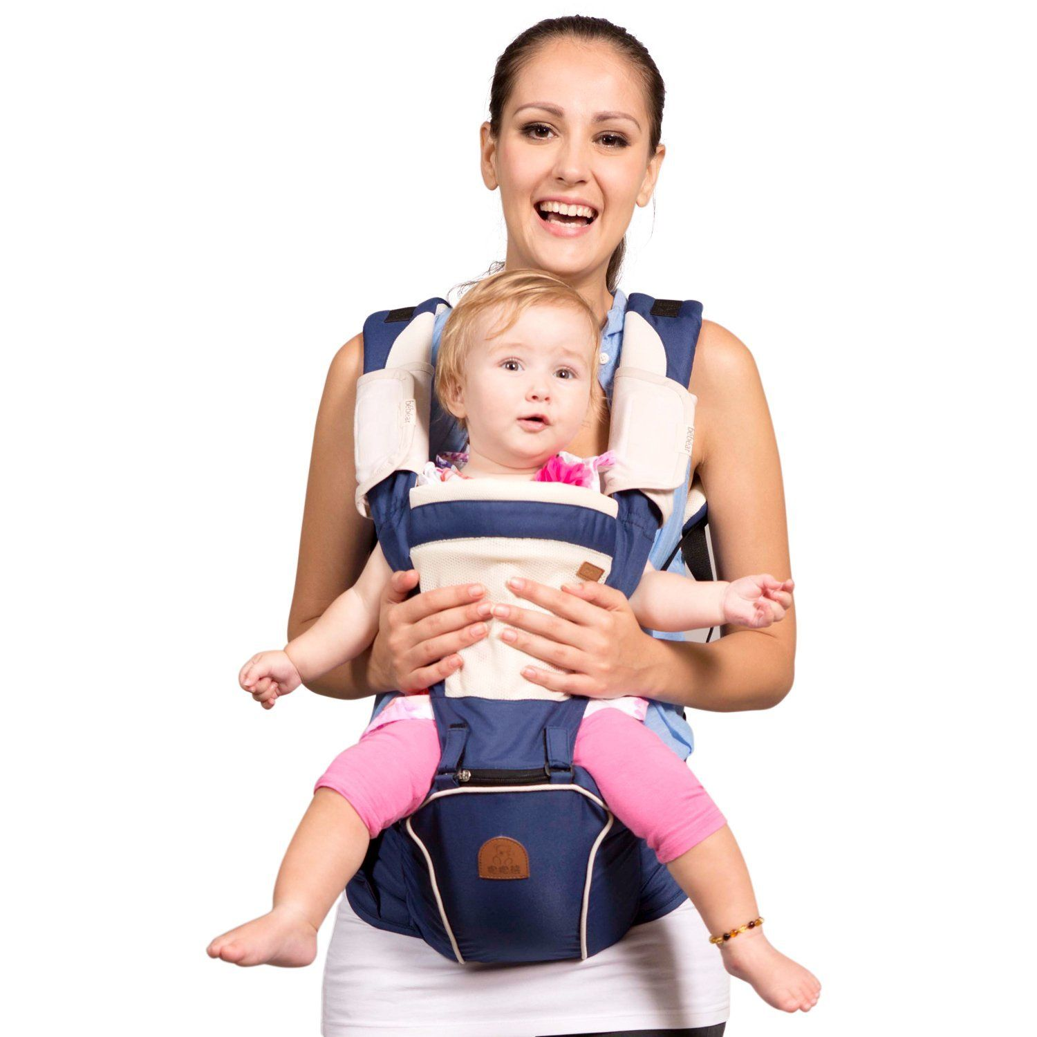 Uk Baby Products Bebamour Hipseat Baby Carrier Backpack 5 In 1