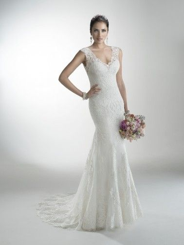 Maggie Sottero Quick Delivery Wedding Dresses Style Melanie 4ms061