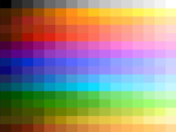atari color palette - Recherche Google   DOUDOU   Pinterest ...