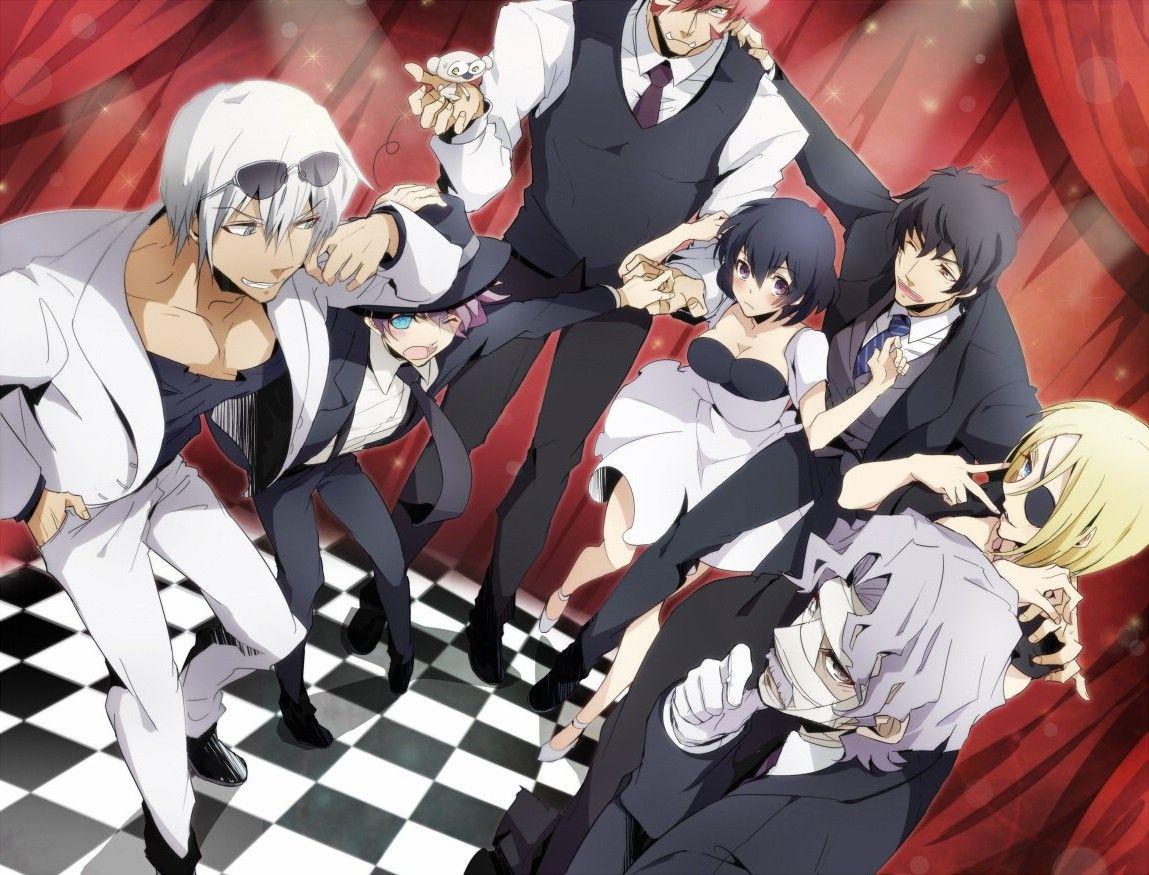 kekkai sensen english sub download
