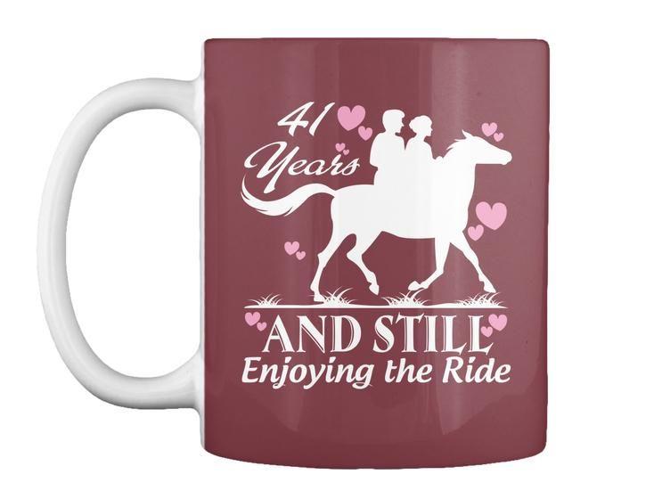 41 Years Wedding Anniversary Gifts