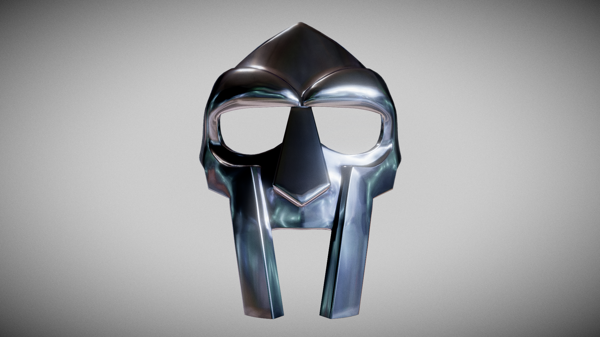 Mf Doom Mask