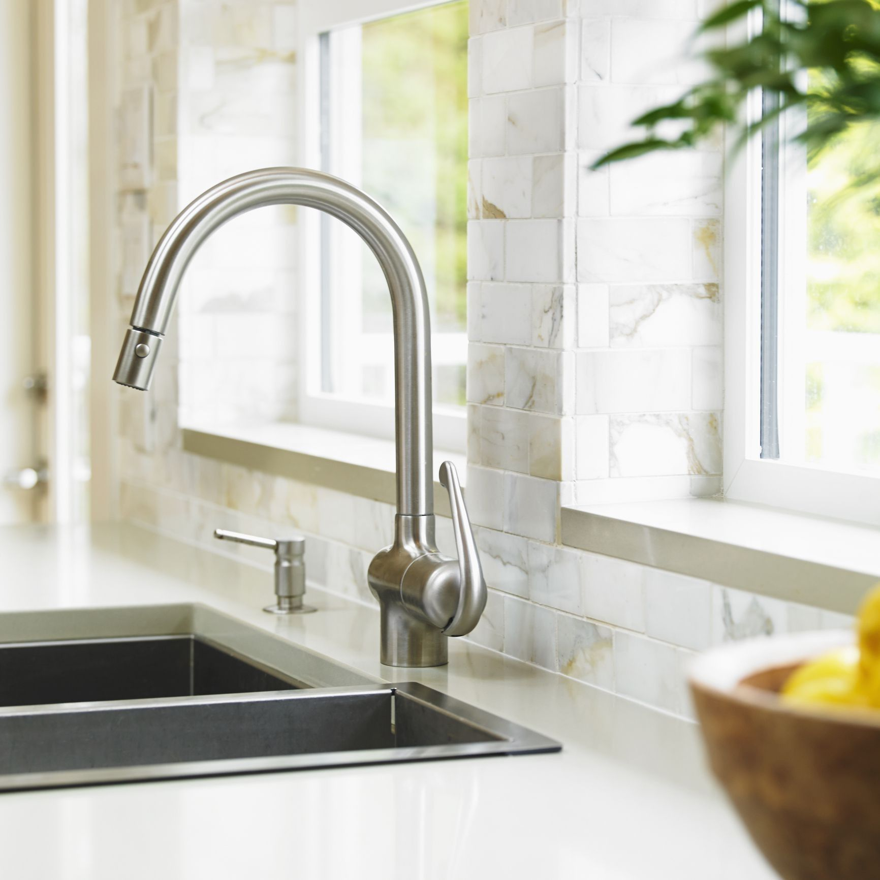 Top Of The Line Kitchen Faucets Hd Wallpaper How To Install A Moen