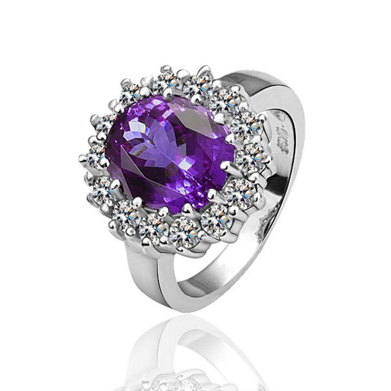 42+ Purple sapphire wedding rings info
