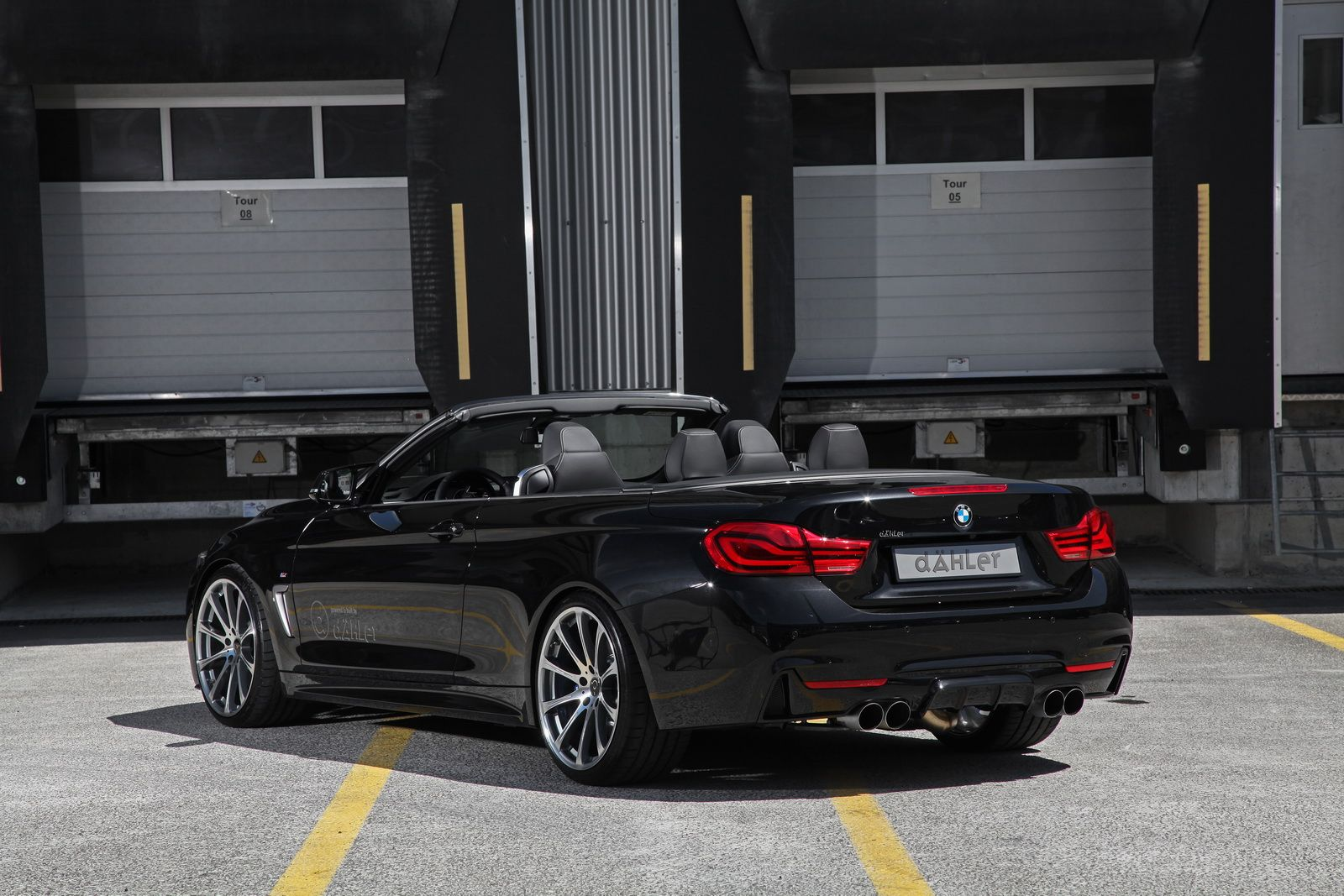 Make Your Bmw 440i More M Like With Dahler S Tuning Goods Bmw Bmw Car Best