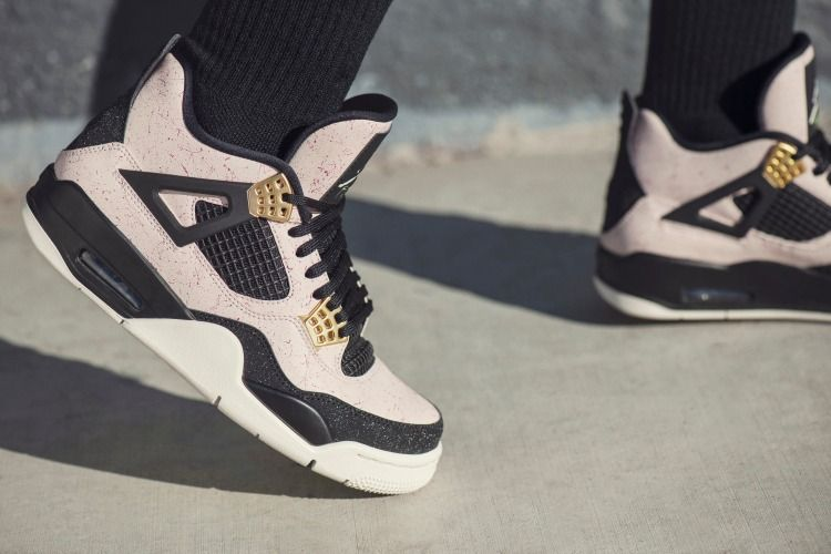 Nike Women's Air Jordan 4 Splatter Pack