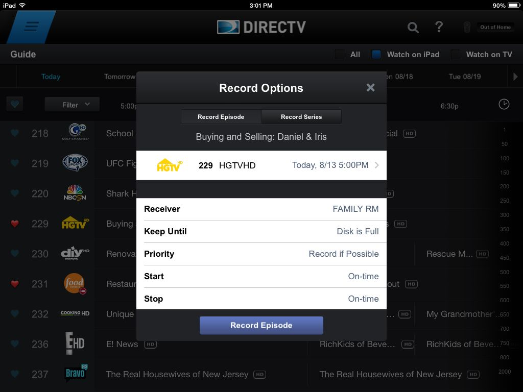 Directv guide Directv, School buy, Ufc fighters