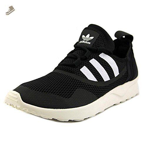 Adidas Zx Flux Adv Virtue Women US 10 Black Sneakers