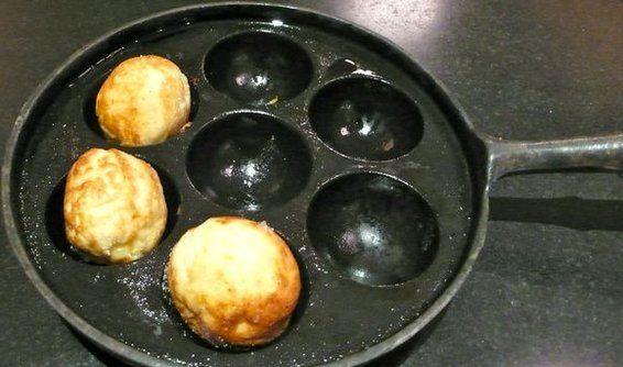 Buttermilk Pancake Puffs Filled With Limoncello Lemon Curd A Recipe On Food52 Buttermilk Pancakes Puff Pancake Curd Recipe
