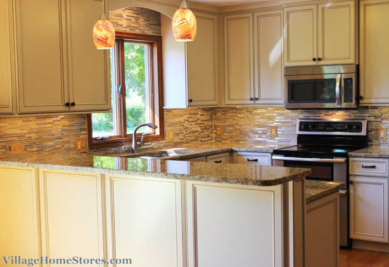 Quad Level Kitchen Remodeling Geneseo Brighter And Bolder From Corner To