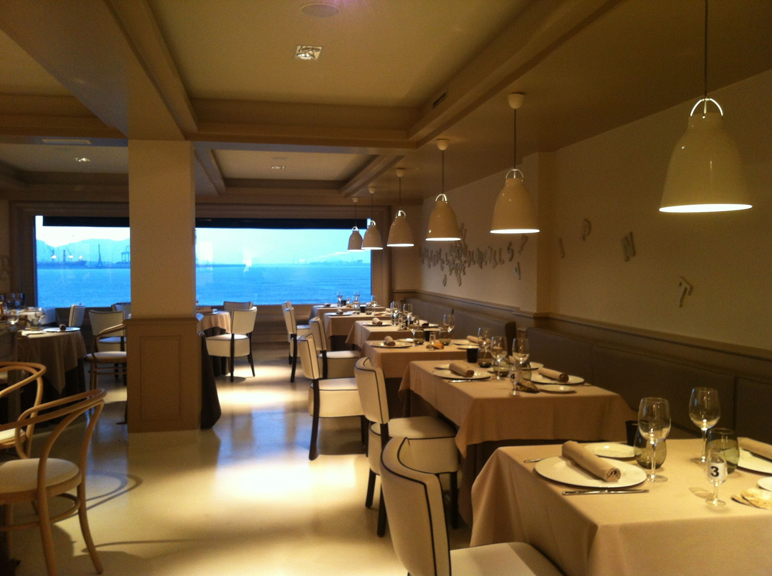 Restaurante Tamarises Ereaga Bizkaia Basque Country Favorite  # Muebles Bizkaia Guenes