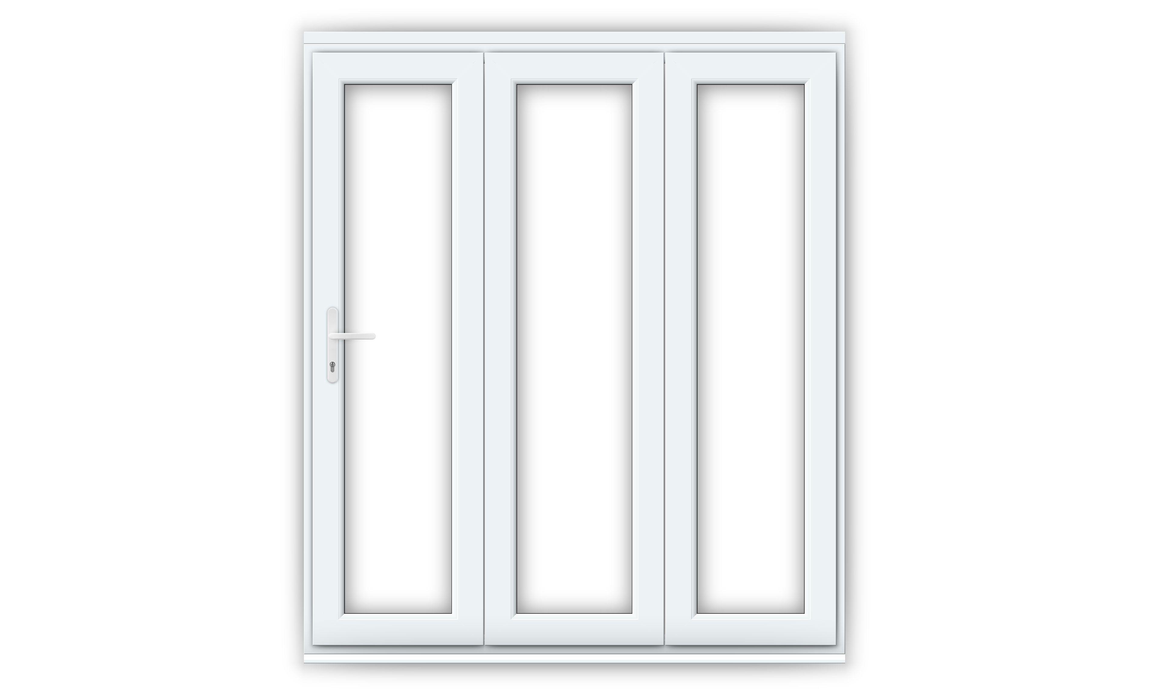 6ft White Upvc Bifold Door Set Architect Pinterest Upvc Bifold