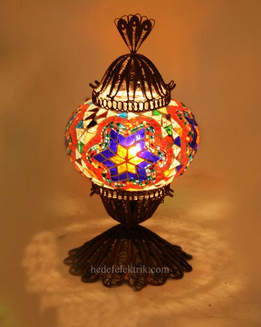 Great Eclectic Table Lamps, Turkish Lamps, Mosaics, Lanterns, Mosaic, Lantern,  Lamps