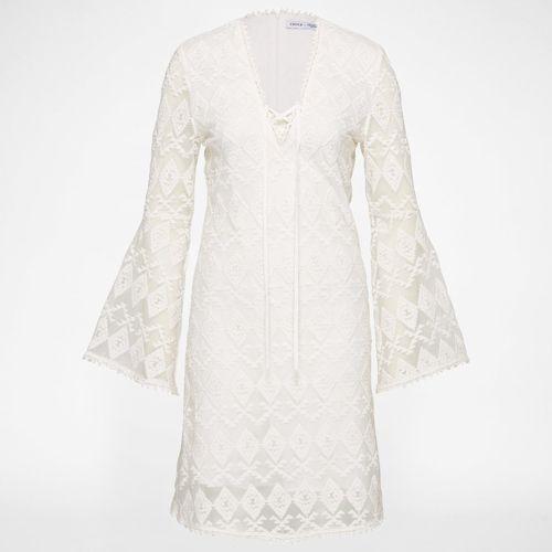 EDITED x Lena Terlutter Kleid aus Spitze 'Lou'