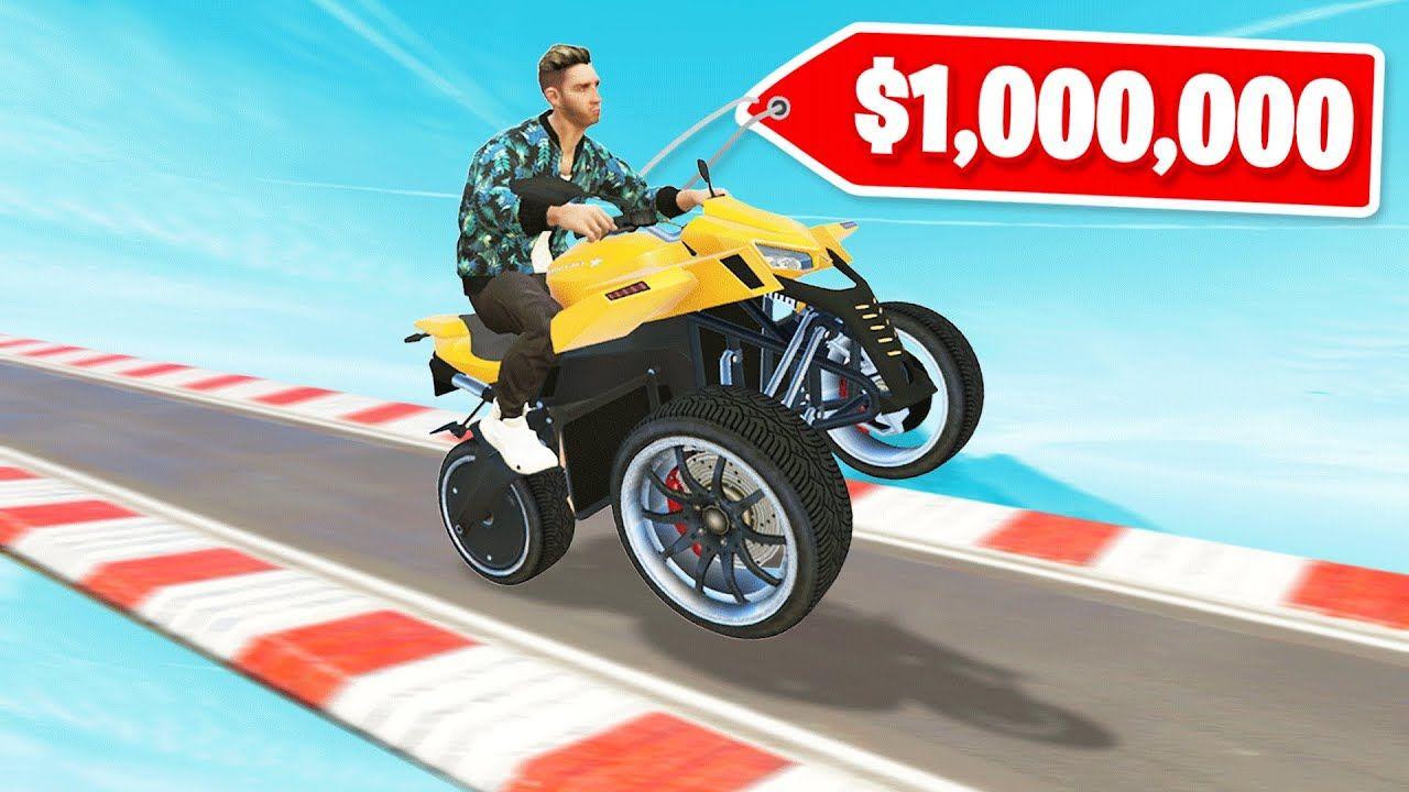 New 1 000 000 Reverse Wheelie Tricycle Gta 5 Dlc In 2020 Gta