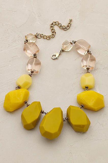 Anthropologie Novara Beaded necklace