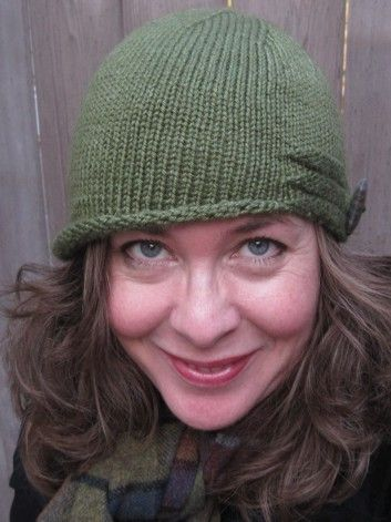 Hugs For Your Head: Double Double Cloche - a free pattern | Knitting ...