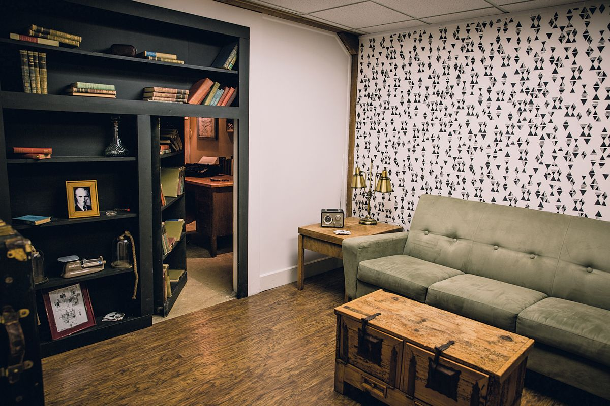 Escape Rooms Unlock a New Entertainment Market | Banks, Group and Room
