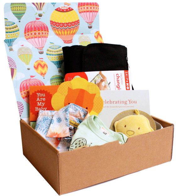A Little Bundle A Subscription Service Bringing The Best In Baby